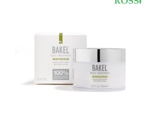 Bodyscrub Menta 200 Ml Bakel | Farmacia Rossi