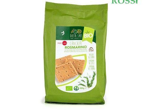 Cracker Bio Rosmarino 200 G | Farmacia Rossi