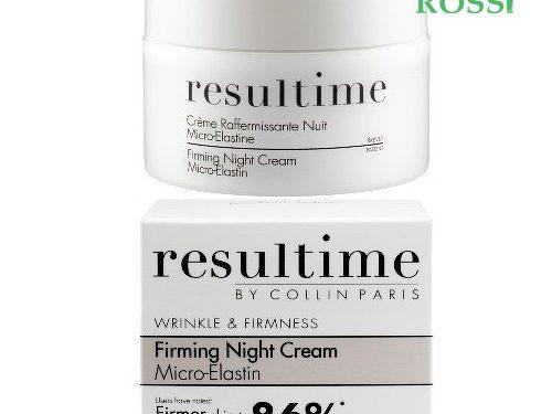 Crema Notte Antietà Micro Elastine Resultime | Farmacia Rossi