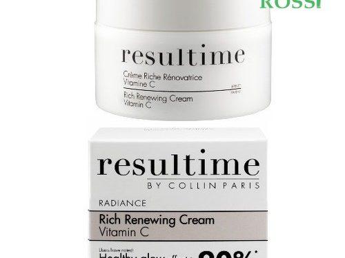 Crema Rinnovatrice Ricca Vitamina C Resultime | Farmacia Rossi
