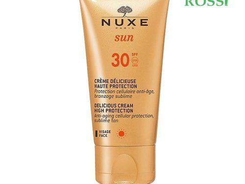 Crema Solare Antietà Viso Spf 30 Nuxe Sun | Farmacia Rossi