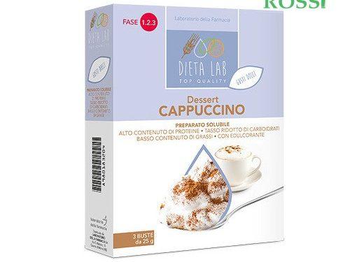 Dessert Cappuccino 3 Buste S/g   Farmacia Rossi