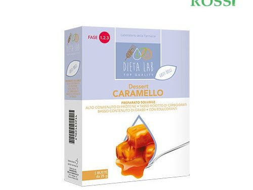Dessert Caramello 3 Buste   Farmacia Rossi