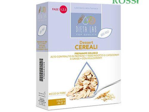 Dessert Cereali 3 Buste   Farmacia Rossi