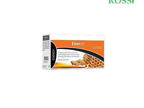 Enerjet 10ml 10 Flaconcini Laboratorio Della Farmacia | Farmacia Rossi