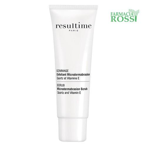 Esfoliante Quarzo E Vitamina E Resultime | Farmacia Rossi