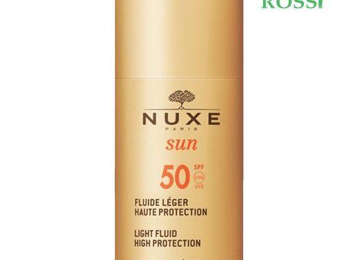 Fluido Leggero Alta Protezione Spf 50 Nuxe Sun | Farmacia Rossi