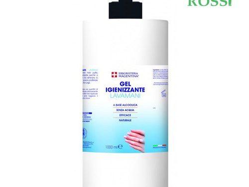 Gel Igienizzante Mani 1lt Erboristeria Magentina | Farmacia Rossi