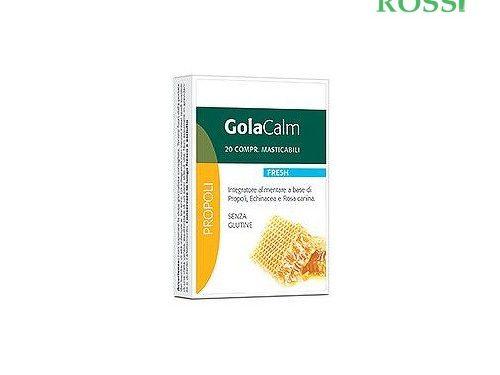 Golacalm Fresh 20 Compresse Masticabili Laboratorio Della Farmacia | Farmacia Rossi