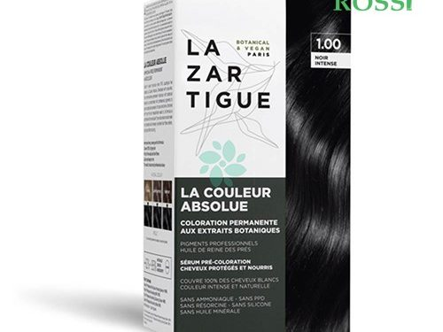 La Couleur Absolue 1.00 Noir Intense Lazartigue | Farmacia Rossi
