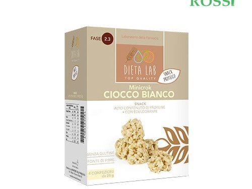 Minicrok Cioccolato Bianco 96 G | Farmacia Rossi