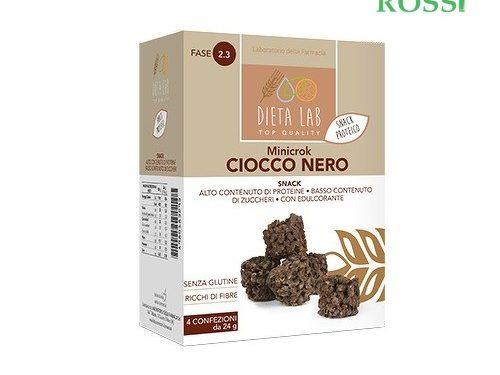 Minicrok Cioccolato Nero 96 G | Farmacia Rossi