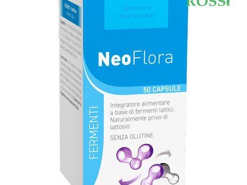 Neoflora 50 Capsule Laboratorio Della Farmacia   Farmacia Rossi