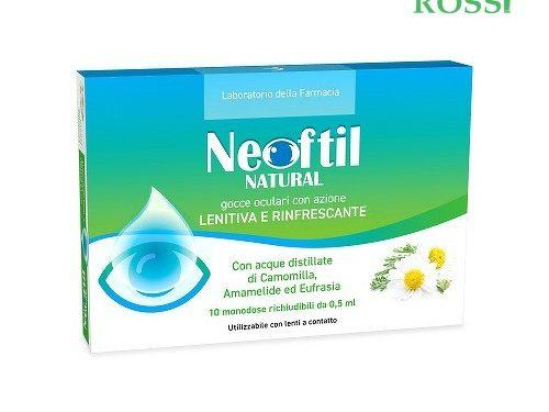 Neoftil Natural 10 Flaconi Monodose Laboratorio Della Farmacia   Farmacia Rossi
