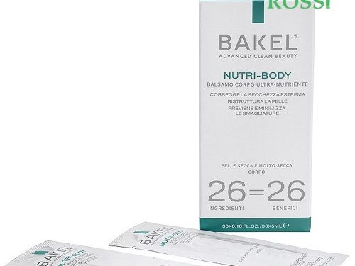 Nutri Body 30 Bustine 5ml Bakel | Farmacia Rossi