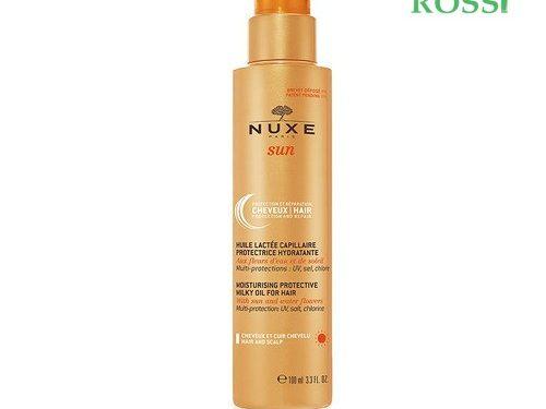 Olio Latte Protezione Capelli 100ml Nuxe Sun | Farmacia Rossi