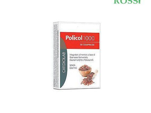 Policol 1000 30 Compresse Laboratorio Della Farmacia | Farmacia Rossi