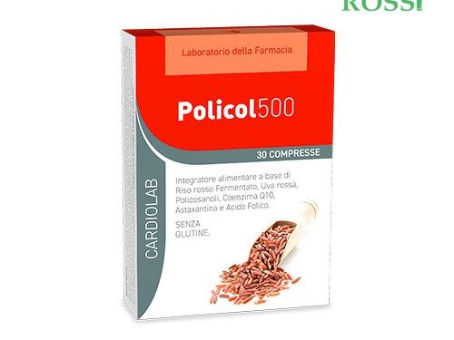 Policol 500 30 Compresse Laboratorio Della Farmacia   Farmacia Rossi