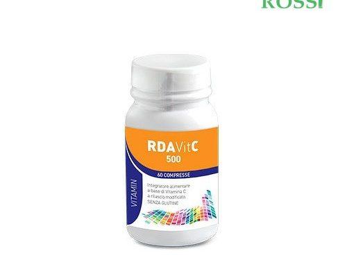 Rdavit C500 60 Compresse Laboratorio Della Farmacia | Farmacia Rossi