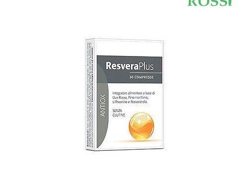 Resveraplus 30 Compresse Laboratorio Della Farmacia | Farmacia Rossi