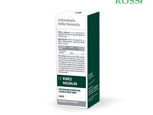 Ribes Nigrum Mg 100ml Laboratorio Della Farmacia | Farmacia Rossi