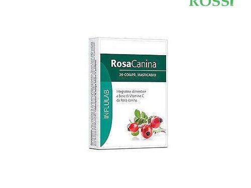Rosa Canina 20 Compresse Masticabili Laboratorio Della Farmacia | Farmacia Rossi