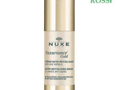 Siero Nutriente Rivitalizzante 30ml Nuxuriance Gold | Farmacia Rossi