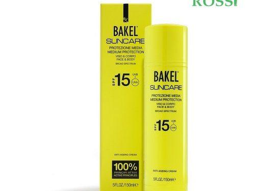 Suncare Viso & Corpo Spf 15 150ml Bakel | Farmacia Rossi