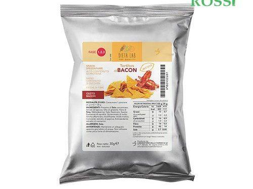 Tortitos Al Bacon 30 G | Farmacia Rossi